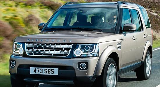 Land Rover Discovery 4 (2009-2016) на IronHorse.ru ©