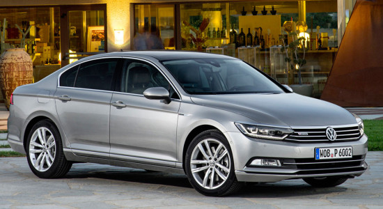 Volkswagen Passat B8 (2018-2019) на IronHorse.ru ©