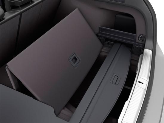 багажный отсек универсала Volkswagen Passat B8