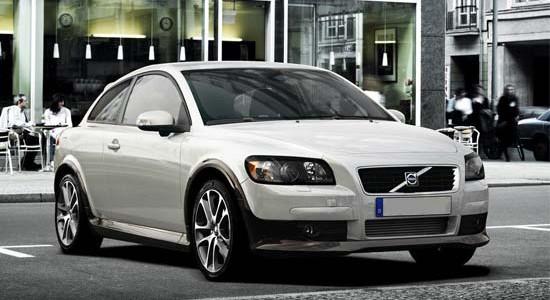 Volvo C30 на IronHorse.ru ©
