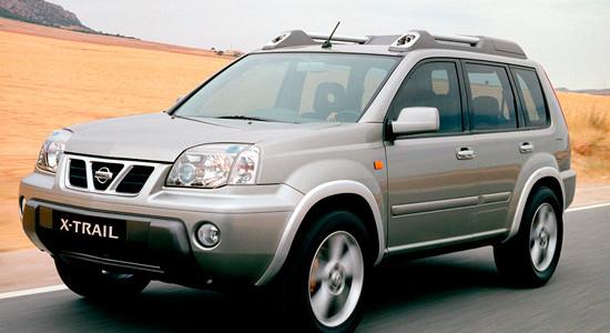 Nissan X-Trail 1 (T30) на IronHorse.ru ©