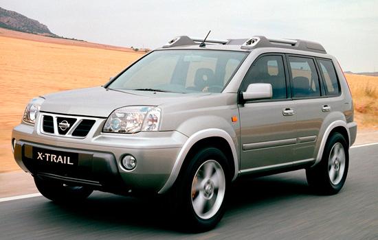 Nissan X-Trail 1 поколения
