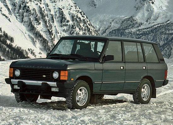 Range Rover 1-го поколения