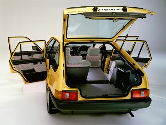 Тойота Королла Е80