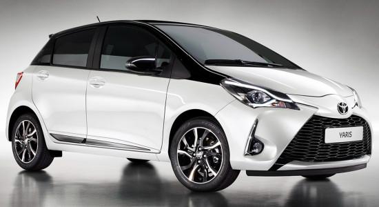 Toyota Yaris 3 (2020-2021) на IronHorse.ru ©