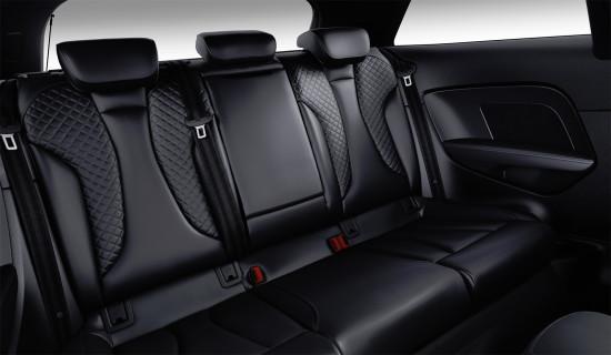 задний диван Ауди S3 3-поколения