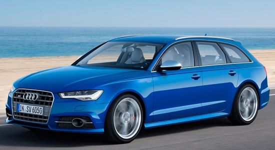 Audi S6 Avant (C7)
