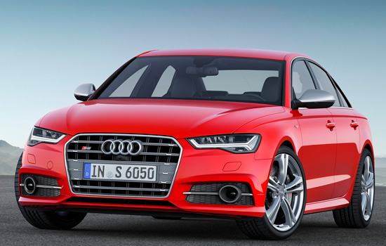 Audi S6 (C7)
