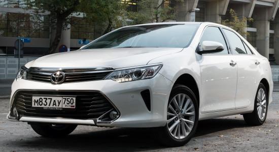 Toyota Camry (XV50, 2011-2017) на IronHorse.ru ©