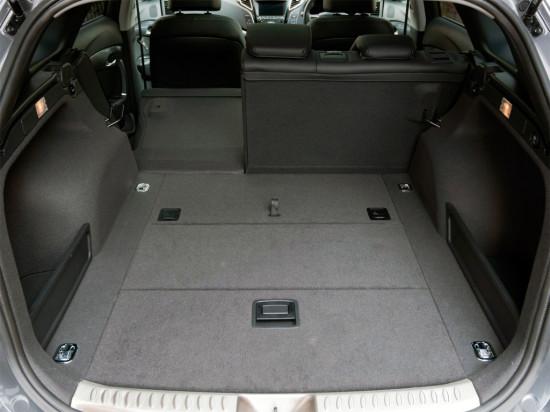 багажное отделение универсала Hyundai i40