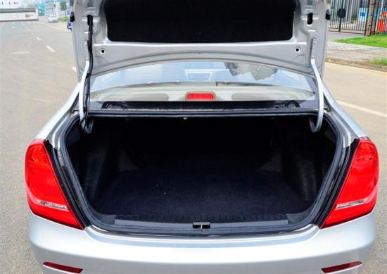 багажное отделение Lifan 630 Solano