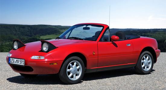 Mazda MX-5 (NA) на IronHorse.ru ©