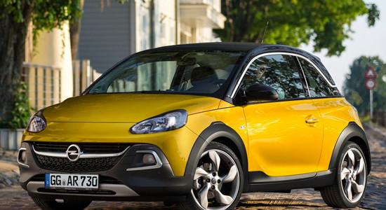 Opel Adam Rocks на IronHorse.ru ©