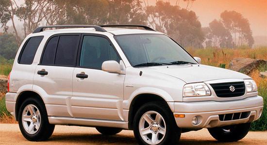 Suzuki Grand Vitara 1 (1997-2005) на IronHorse.ru ©