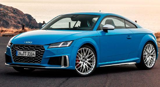 Audi TT (8S, 2019-2020) на IronHorse.ru ©