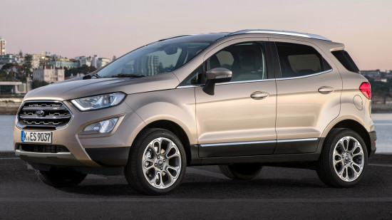 Ford EcoSport 2 (2018-2019)