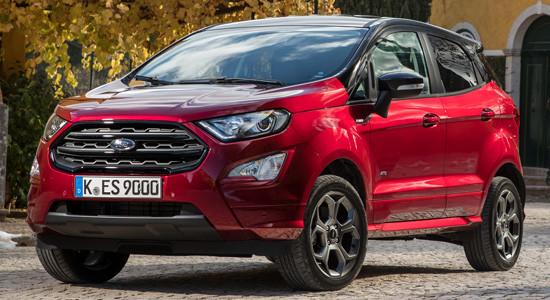 Ford EcoSport 2 (2018-2019) на IronHorse.ru ©