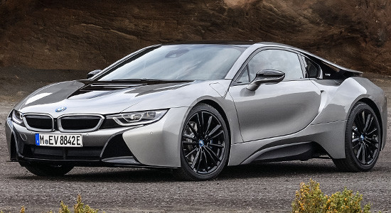 BMW i8 Coupe на IronHorse.ru ©