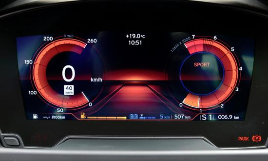 приборная панель BMW i8