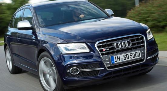 Audi SQ5 (2013-2016) на IronHorse.ru ©