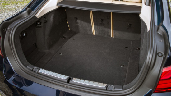 багажник BMW 4 Gran Coupe (F36)