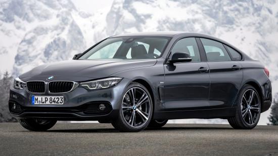 BMW 4 Gran Coupe (F36) 2017-2018