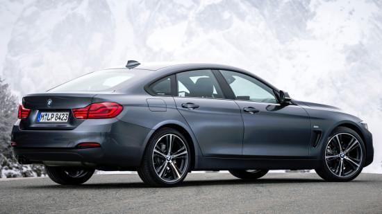 BMW 4-series Gran Coupe (F36)