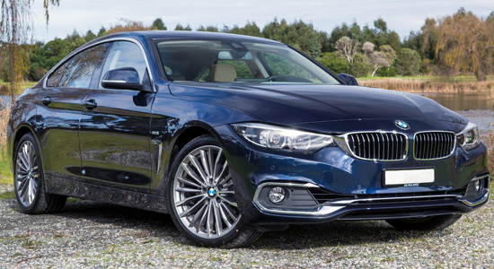 BMW 4 Gran Coupe (F36) на IronHorse.ru ©
