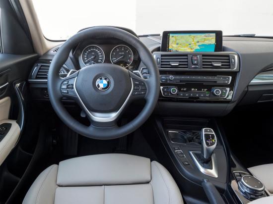 интерьер BMW 1-series (F20)
