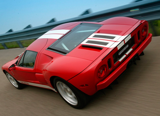 Ford GT (2003-2006)