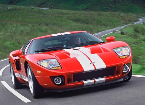 Форд ГТ (2003-2006)