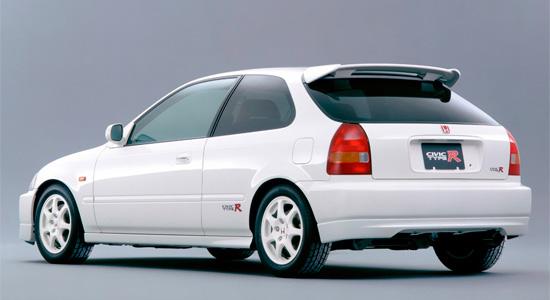 Хонда Цивик Тайп Р 1997-2000