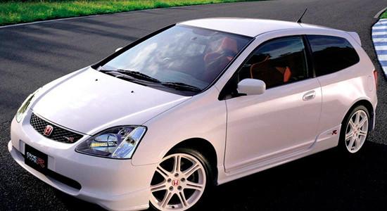 Honda Civic Type R (EP3) на IronHorse.ru ©