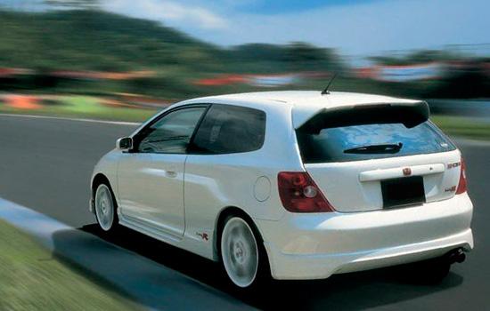 Хонда Цивик Тайп Р 2001-2007