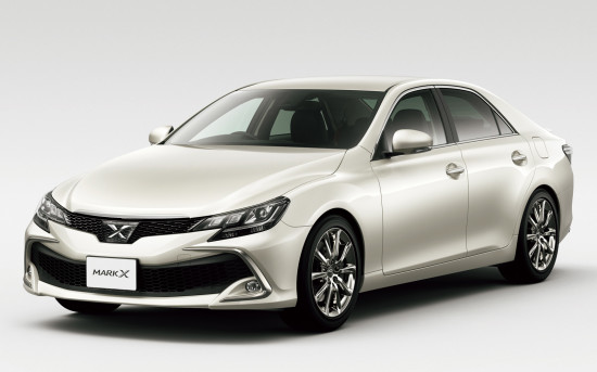 Toyota Mark X 2017-2018 X130