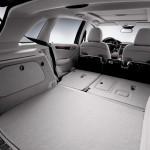 багажное отделение Mercedes-Benz B-class W245