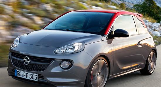 Opel Adam S на IronHorse.ru ©