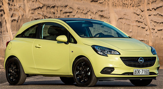 Opel Corsa E (2017-2018) на IronHorse.ru ©
