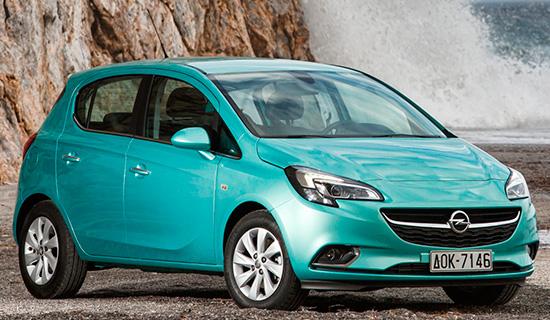 Opel Corsa E 5Dr