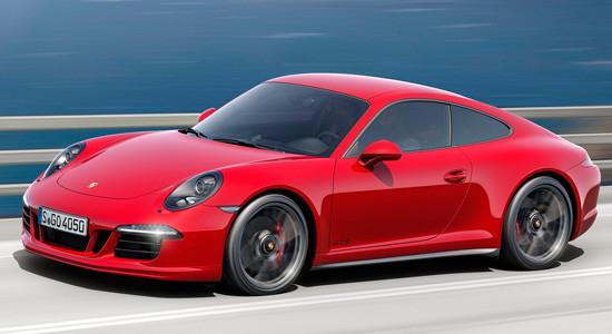 Porsche 911 Carrera GTS на IronHorse.ru ©