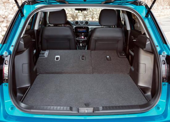багажное отделение Suzuki Vitara