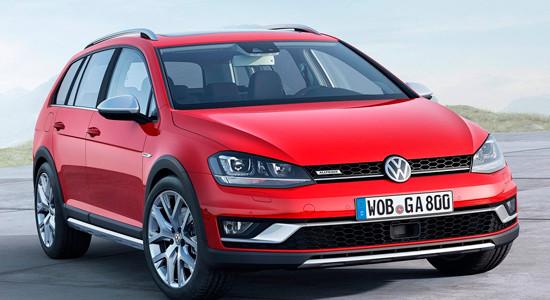Volkswagen Golf Alltrack на IronHorse.ru ©