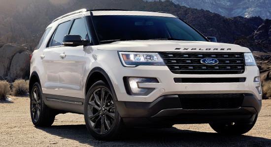 Ford Explorer Sport (2014-2018) на IronHorse.ru ©