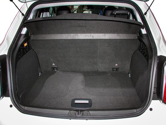багажное отделение Fiat 500X