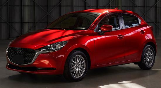 Mazda 2 (2019-2020) на IronHorse.ru ©