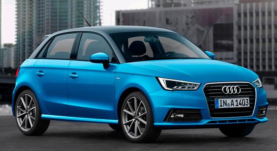 Audi A1 Sportback (2017-2018) цены и характеристики, фотографии и обзор