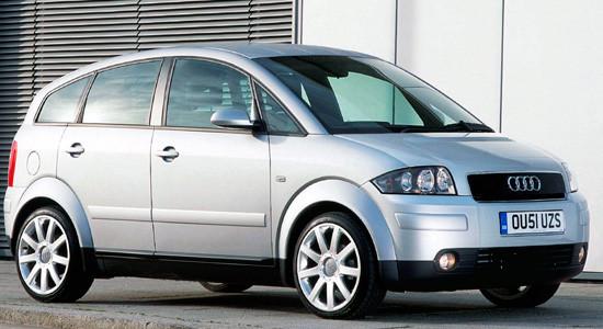 Audi A2 (1999-2005) на IronHorse.ru ©