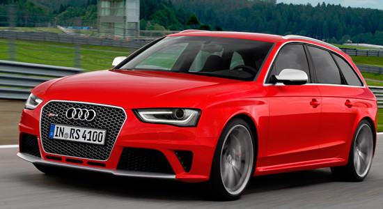 Audi RS4 Avant (B8) 2012-2017 на IronHorse.ru ©