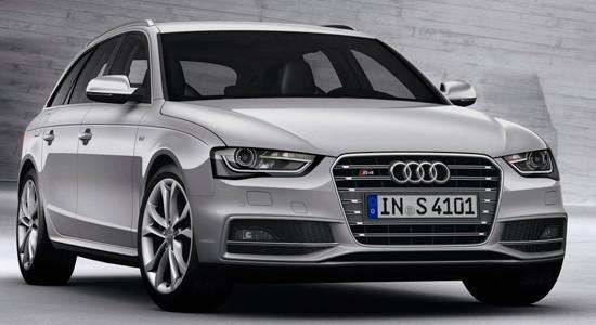 Audi S4 Avant (B8) на IronHorse.ru ©