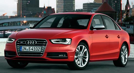Audi S4 Sedan (B8)